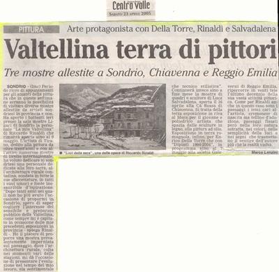Centro Valle (23 aprile2005)