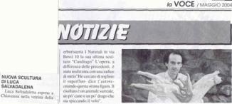 La Voce della Valchiavenna (maggio2004)